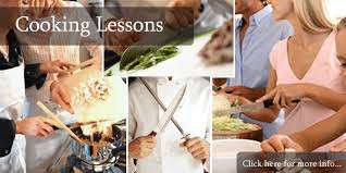 cooking lessons x facebook